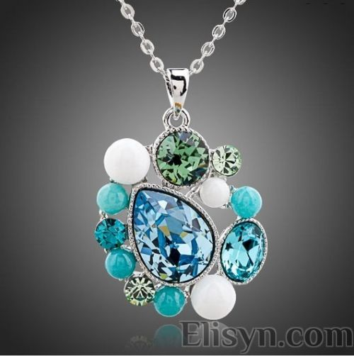 necklace Crystal Lake