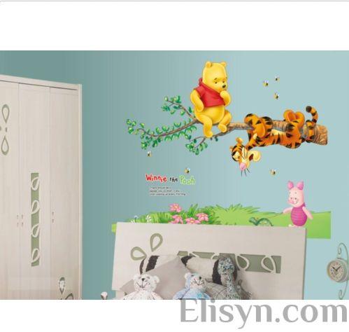 504x418 Wall Stiker Winnie The Pooh 499x474 Wall ... Part 79