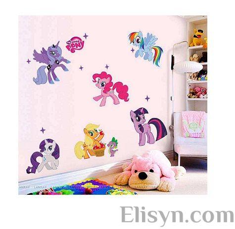 Sticker My Little Pony Part 58