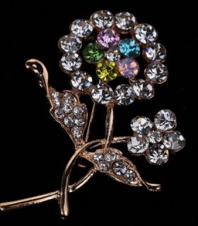 Brooch Summer