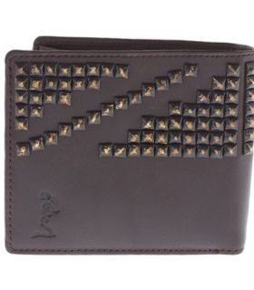 Religion Studded Union Jack Wallet