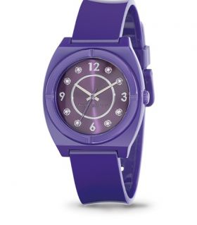 Miss Sixty Vintage Watch purple
